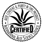 Международный сертификат Алоэ