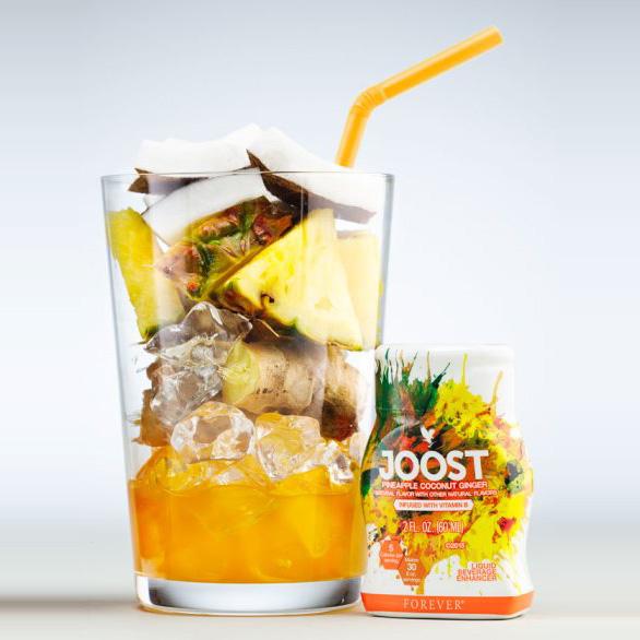 Forever Joost – ananass kookos ingver