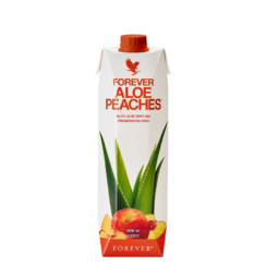 Aloe-Peaches